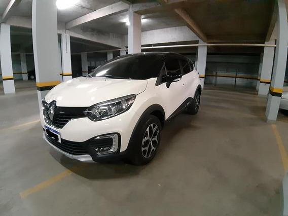 Renault Captur Intense 19/19 - Biton Couro - Top De Linha