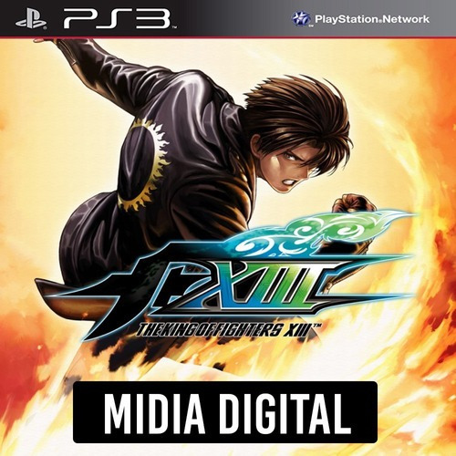 Ps3 Psn* - The King Of Fighters Kof 13 Xlll