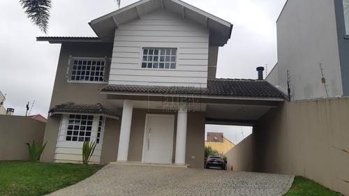 Casa Com 4 Dormitórios À Venda Por R$ 1.100.000,00 No Bairro Atuba - Curitiba / Pr - C1815