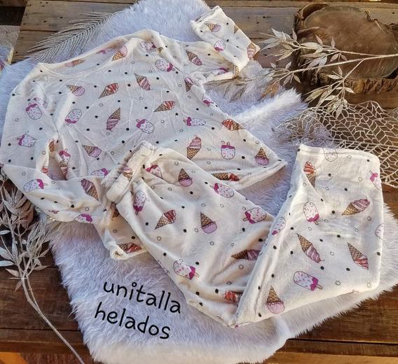 Pijamas Polares Calientitas