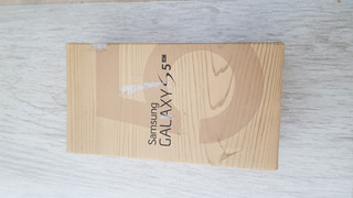 Caixa Samsung Galaxy S5