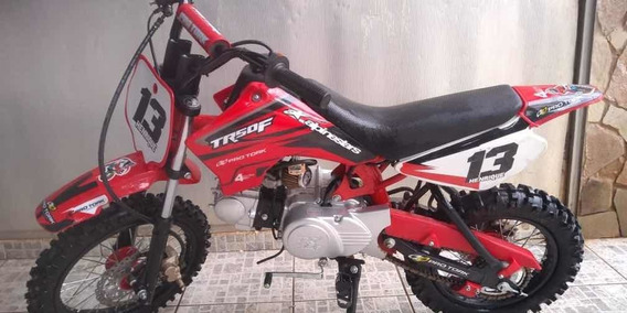Mini Moto Protork 50cc - Criança