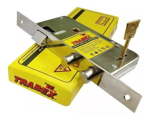 Cerradura Trabex 6625 De 4 Combinaciones