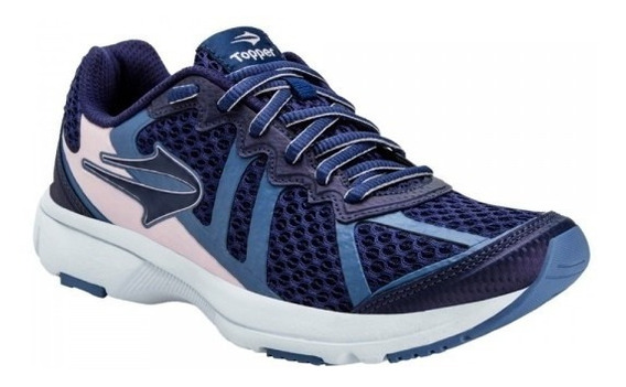 Deportiva Azul Topper Lady Motion 81450