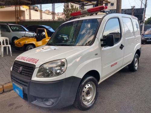 Ambulância Fiat Doblo 2015