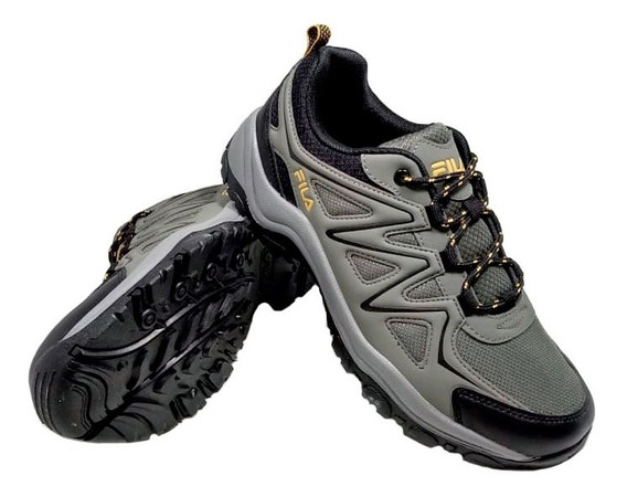 Zapatillas Fila Hombre Zermat Trekking 899805 Eezap