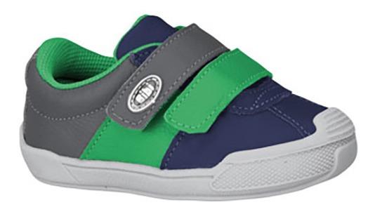 Zapatos Bebes Cierre Magico Ill Niños Bibi
