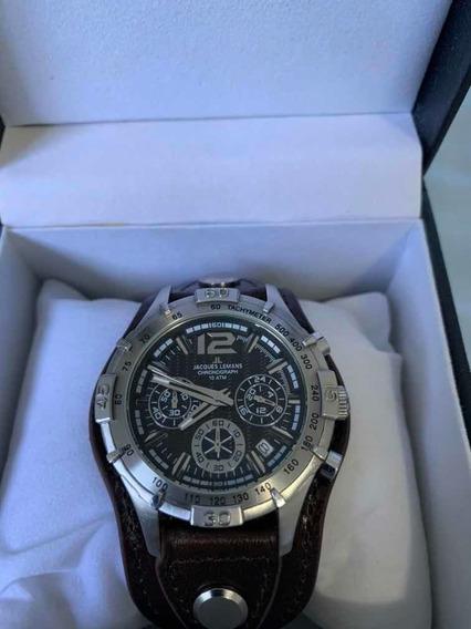 Relógio Austríaco Jacques Lemans