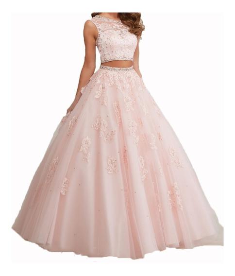 Vestido De 15 Sandra Yan Alta Costura - Color A Eleccion.