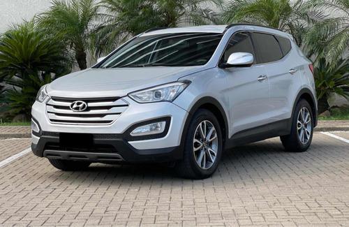 Hyundai Santa Fe 2015 3.3 5l 4wd Aut.  Top De Linha