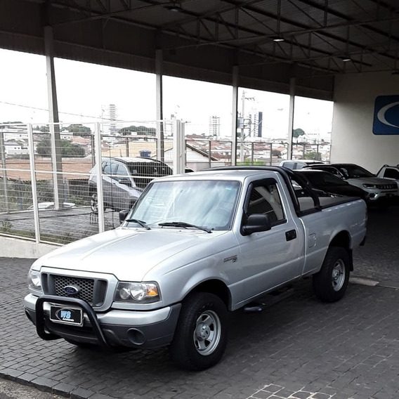 Ford Ranger Xls 2.3 Cs Prata 2007