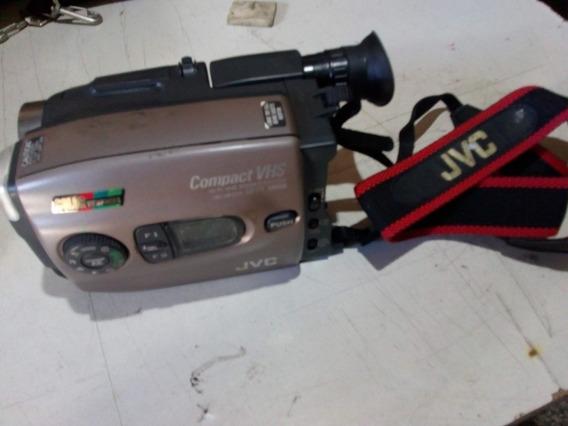 Filmadora Jvc Compact Vhs Gr-hf805u
