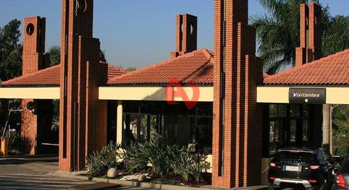 Terreno  Residencial À Venda, Residencial Onze (alphaville), Santana De Parnaíba. - Te1450