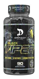 Termogenico Black Viper Dragon Pharma Original Eua Americano