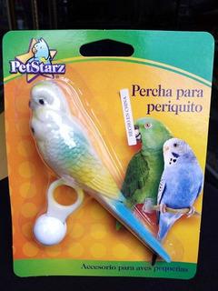 Aves Percha Para Periquito