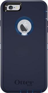 Funda iPhone 6 Plus Tpu/pc Estuche Azul Otwxbe