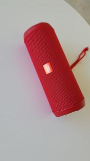 Parlante Bluetooth Jbl Flip 4 Rojo Original