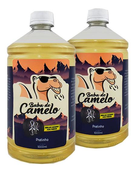 Pretinho Baba De Camelo Kit 2 Unidades