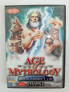 Age Of Mythology, Juegos Pc, Microsoft Games