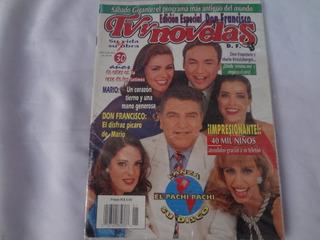 Revista Tvynovelas Especial Don Francisco 194