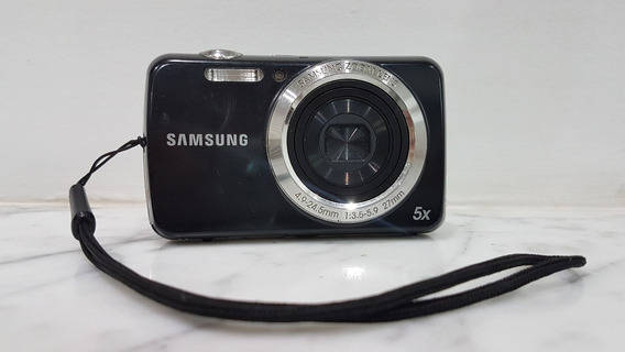 Câmera Digital Compacta Samsung Pl20 Usada