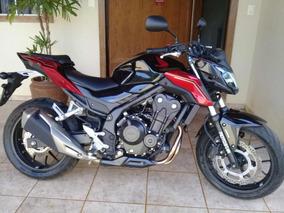 Honda Cb 500f Abs 2019 Estado De Zero Sem Detalhes 1000 Km