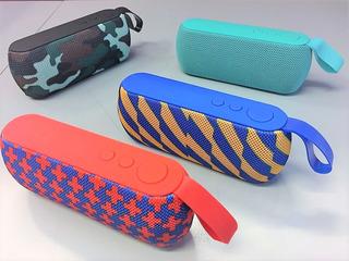 Lindos Parlantes Portátiles Con Bluetooth Potencia Y Sonido