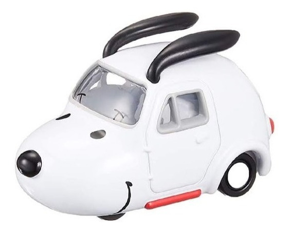 Carro En Forma De Snoopy