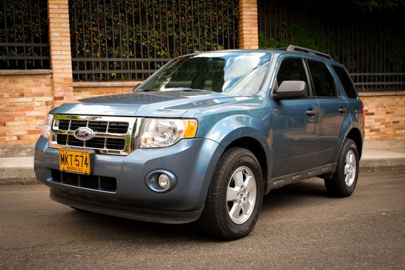 Ford Escape Xlt 4x4 2012 Full