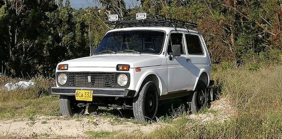 Campero Lada Niva 1600