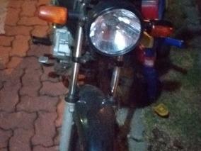 Honda Moto Fan 2008