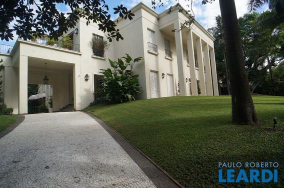 Casa Assobradada Jardim América - São Paulo - Ref: 508566