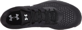 Under Armour Hombres Charged Rebel, Negro 44/colombia 12us