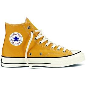All Star Chuck Taylor Hi - Amarelo Mostarda