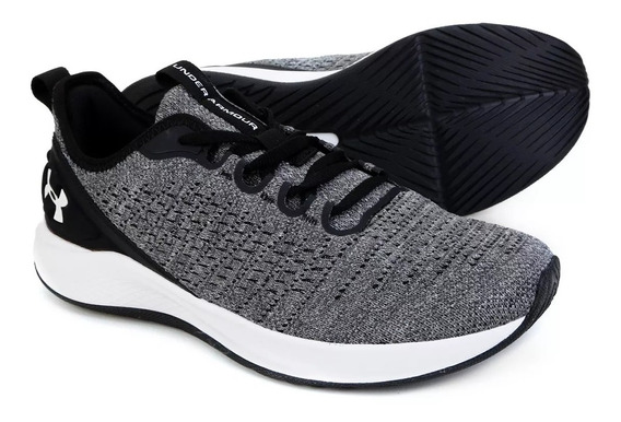 Tênis Under Armour Charged Prospect - Masculino Chumbo/preto