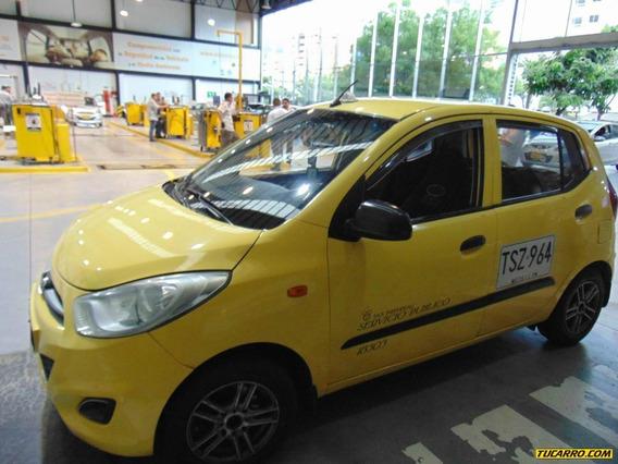 Taxis Hyundai I10 2013