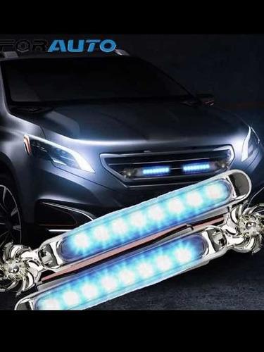 Imagen 1 de 2 de Luces Led Sin Cables X2 Para Carro Marca Chevrolet Toyota