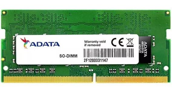 Memoria Adata Corsair 4gb Ddr3 1333 Mhz Para Notebook Sodimm