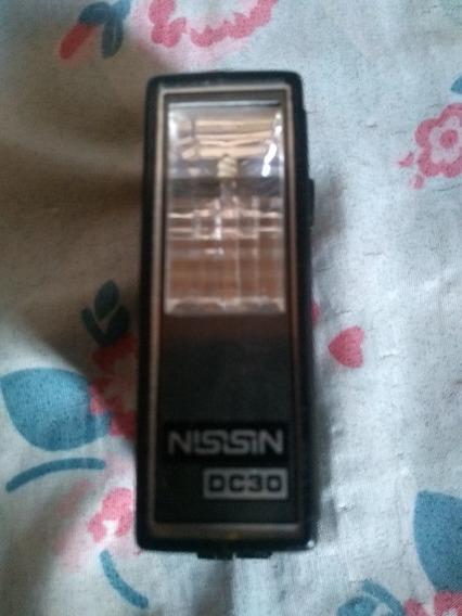 Flash Nissin Dc30 Não Funciona