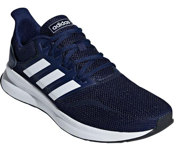 Tenis adidas Mod. F36201 Deportivos, Color Azul Marino.