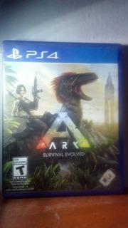 Ark Survival Para Ps4