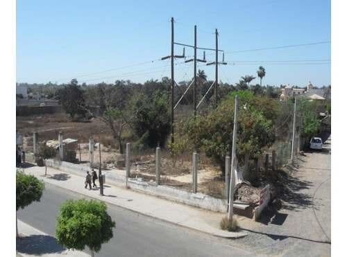 Terreno En Esquina 6799m2, Lateral Salida A Los Mochis, Gve.