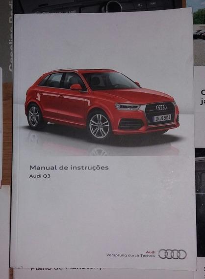 Manual Completo E Original Da Audi Q3