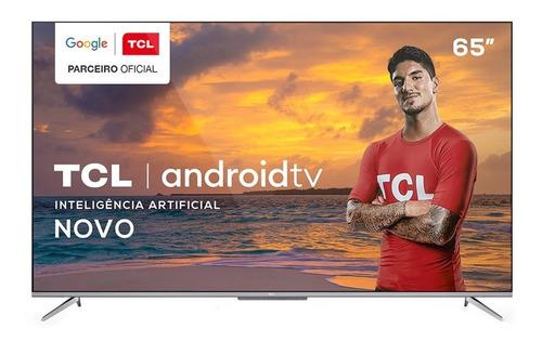 Smart Tv Tcl Led 65 65p715 4k Uhd Hdr Hdmi Netflix E Youtube