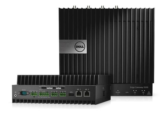 Servidor Dell Edge Gateway 5100 4gb Ddr3 2gbe M.2ssd 64gb
