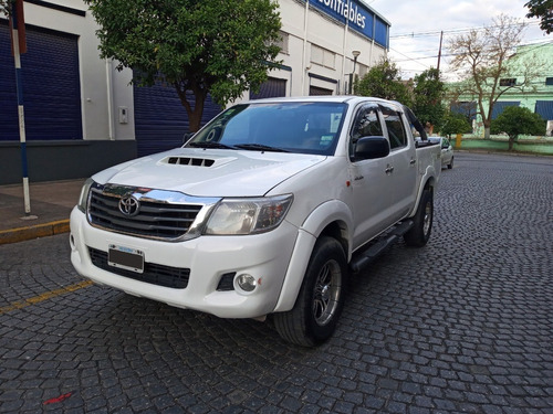 Toyota Hilux 4x2 Dc 2.5 Dx Pack