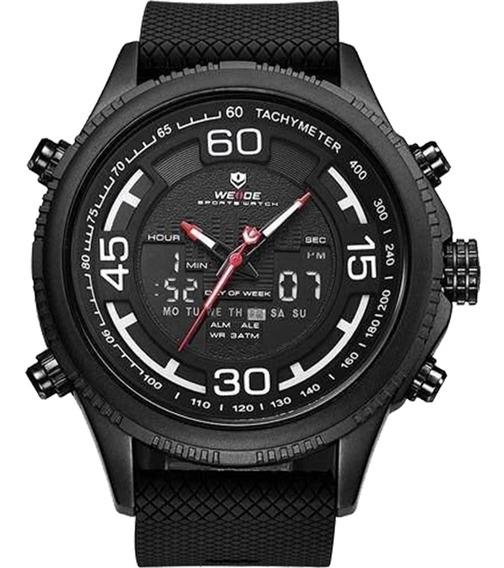 Relógio Masculino Weide Anadigi 10321