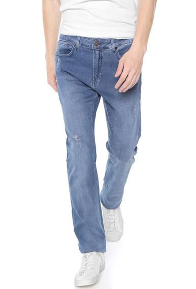 Calca Jeans Calvin Klein Jeans Slim Straight Dl130