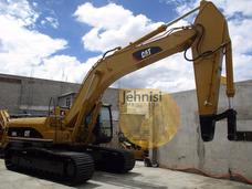Excavadora Hidraulica Cat 330cl 2005 Recien Importada Kit
