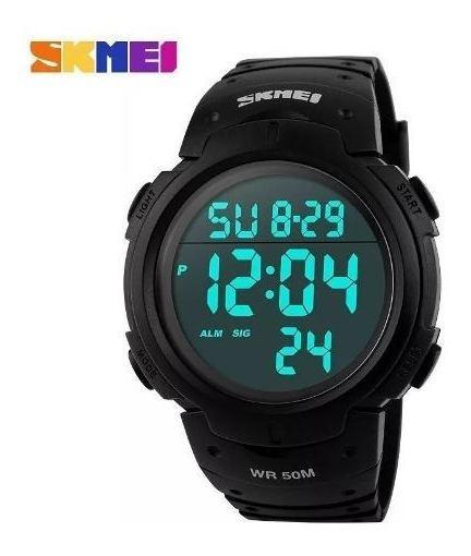 Relógio Masculino Skmei Sshock Digital.1068 Provad